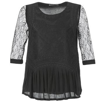 Odjeća Žene  Topovi i bluze See U Soon SATURNIN Crna