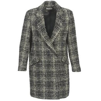 Odjeća Žene  Kaputi Naf Naf ADOUCE Siva