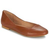 Obuća Žene  Balerinke i Mary Jane cipele Casual Attitude TOBALO Smeđa