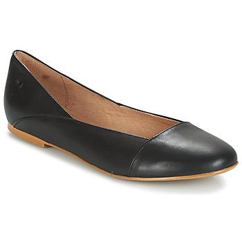 Obuća Žene  Balerinke i Mary Jane cipele Casual Attitude TOBALO Crna