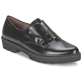 Obuća Žene  Derby cipele Wonders CAMMA Crna
