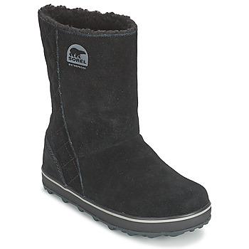 Obuća Žene  Čizme za snijeg Sorel GLACY Crna