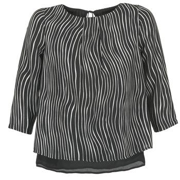 Odjeća Žene  Topovi i bluze Betty London FADILIA Crna / Bijela