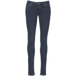 Odjeća Žene  Slim traperice School Rag NEW LINDSEY Blue / Brut