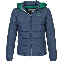 Odjeća Žene  Pernate jakne Franklin & Marshall JKWCA506 Blue