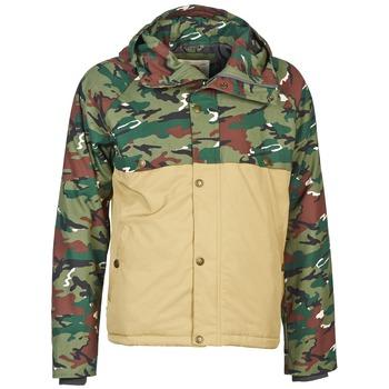 Odjeća Muškarci  Kratke jakne Franklin & Marshall JKMVA034 Kaki / Bež