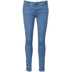 Odjeća Žene  Slim traperice Acquaverde ALFIE Blue / Svijetla