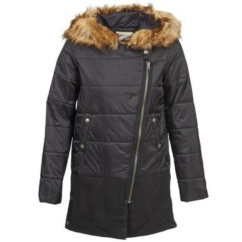 Odjeća Žene  Pernate jakne Chipie EDITHE Crna