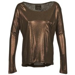 Odjeća Žene  Majice dugih rukava Chipie NINON Zlatna