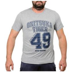 Odjeća Muškarci  Majice kratkih rukava Onitsuka Tiger  Siva