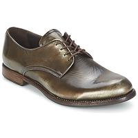 Obuća Žene  Derby cipele n.d.c. FULL MOON MIRAGGIO Crna / Moiré