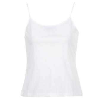 Odjeća Žene  Majice s naramenicama i majice bez rukava BOTD FAGALOTTE Bijela