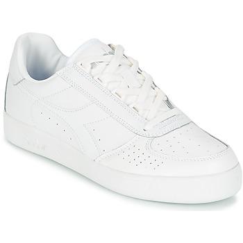 Obuća Niske tenisice Diadora B.ELITE Bijela