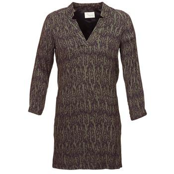 Odjeća Žene  Kratke haljine Stella Forest BRO024 Kaki
