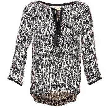 Odjeća Žene  Topovi i bluze Stella Forest BTU010 Krémově bílá / Crna