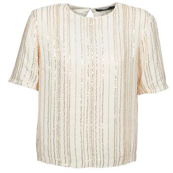 Odjeća Žene  Topovi i bluze Antik Batik ROMINA Krem boja