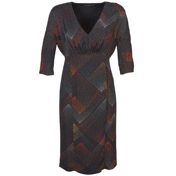 Odjeća Žene  Kratke haljine Antik Batik ORION Crna