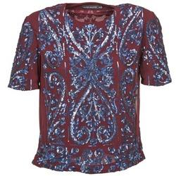 Odjeća Žene  Topovi i bluze Antik Batik NIAOULI Bordo