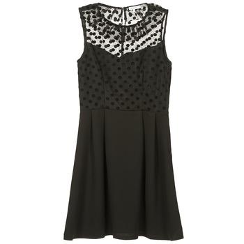 Odjeća Žene  Kratke haljine Brigitte Bardot BB45057 Crna