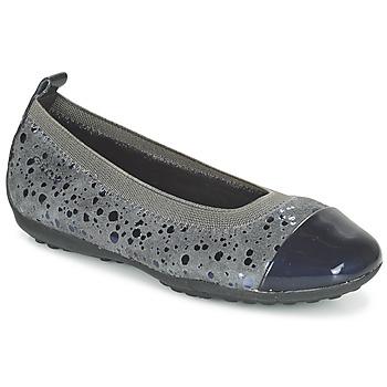 Obuća Djevojčica Balerinke i Mary Jane cipele Geox JR PIUMA BALLERINE Siva / Zagasita