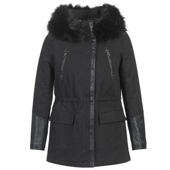 Odjeća Žene  Parke Moony Mood FOUINI Crna