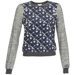 Odjeća Žene  Sportske majice Manoush MOSAIQUE Siva / Crna / Blue