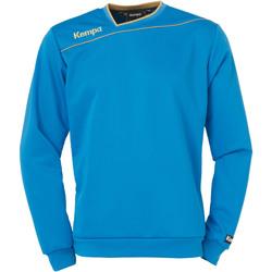 Odjeća Dječak  Sportske majice Kempa Sweat training enfant Gold bleu