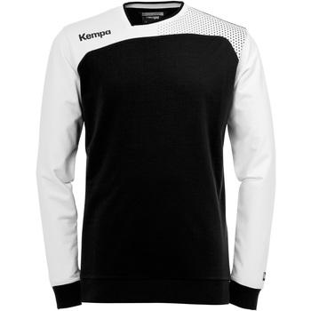 Odjeća Dječak  Sportske majice Kempa Sweat d'entraînement enfant  Emotion noir/blanc