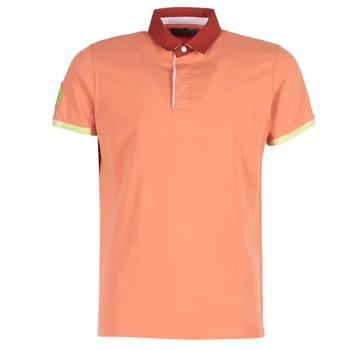 Odjeća Muškarci  Polo majice kratkih rukava Serge Blanco PRC1256 Korálová