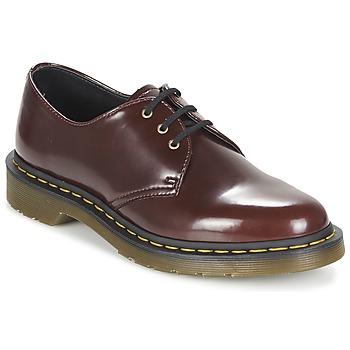 Obuća Žene  Derby cipele Dr Martens VEGAN 1461 Red / Cherry