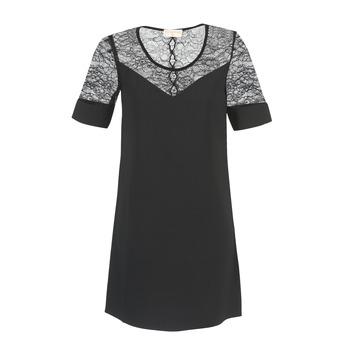 Odjeća Žene  Kratke haljine Moony Mood FUFU Crna
