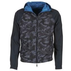 Odjeća Muškarci  Kratke jakne Armani jeans MIRACOLA Siva