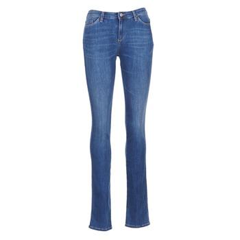 Odjeća Žene  Traperice ravnog kroja Armani jeans HOUKITI Blue