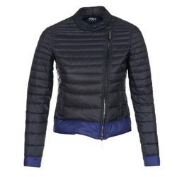Odjeća Žene  Pernate jakne Armani jeans BEAUJADO Crna / Blue