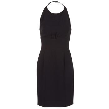 Odjeća Žene  Kratke haljine Armani jeans ODIALINA Crna