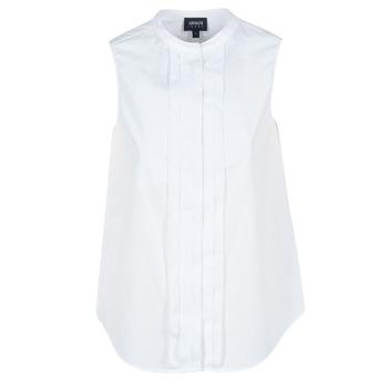 Odjeća Žene  Košulje i bluze Armani jeans GIKALO Bijela