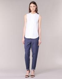 Odjeća Žene  Hlače s pet džepova Armani jeans JAFLORE Blue