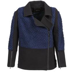 Odjeća Žene  Kratke jakne Eleven Paris FLEITZ Crna / Blue