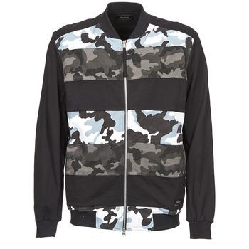 Odjeća Muškarci  Kratke jakne Religion CAMO Crna / Siva