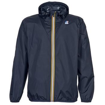 Odjeća Vjetrovke K-Way LE VRAI CLAUDE 3.0 Crna