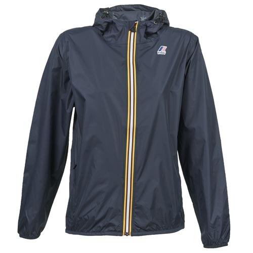 Odjeća Vjetrovke K-Way LE VRAI CLAUDE 3.0 Blue