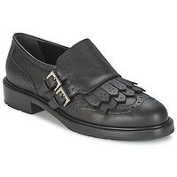 Obuća Žene  Derby cipele Etro 3096 Crna