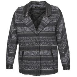 Odjeća Žene  Kaputi Color Block ALTONA Crna