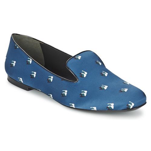 Obuća Žene  Balerinke i Mary Jane cipele Kenzo 2SL110 Blue