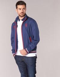 Odjeća Muškarci  Kratke jakne Vicomte A. BLOUSON HOMME MONACO Blue