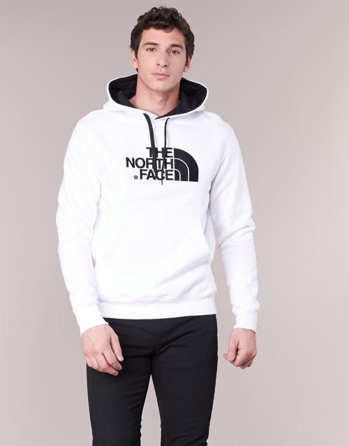 Odjeća Muškarci  Sportske majice The North Face DREW PEAK PULLOVER HOODIE Bijela