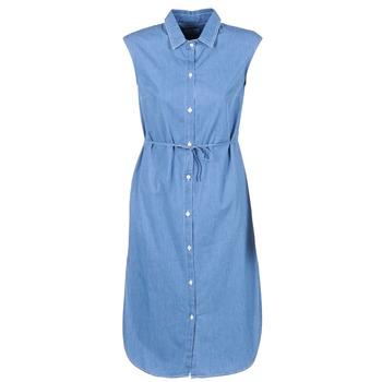 Odjeća Žene  Duge haljine Loreak Mendian BAT ARKANSAS Blue