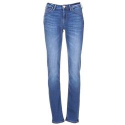 Odjeća Žene  Slim traperice Lee ELLY Blue