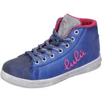 Obuća Djevojčica Visoke tenisice Lulu Cipele Tenisice AH227 Plava