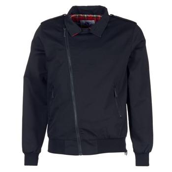 Odjeća Muškarci  Kratke jakne Harrington HARRINGTON ELVIS Black